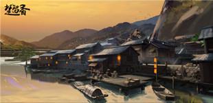 楚留香网易520发布新生版一梦江湖 画面重置