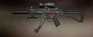 和平精英MP5K刷新位?#20040;?#20840;