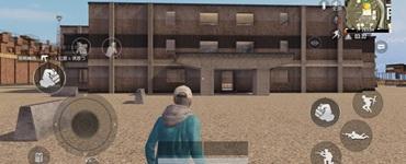 和平精英沙漠监狱资源点介绍