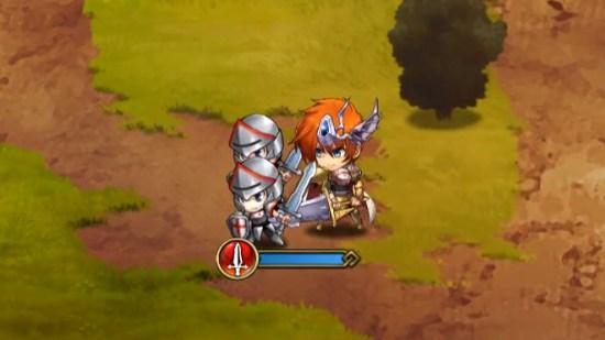 梦幻模拟战手游艾尔文命运之扉挑战通关视频攻略