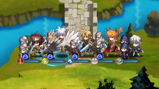 梦幻模拟战手游迪哈尔特命运之扉挑战通关视频攻略