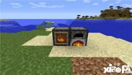 我的世界烤肉架怎么做