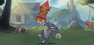 猫和老鼠手游汤姆喜提平底锅武器 制霸猫界全面升级