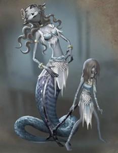 第五人格梦之女巫月侍皮肤图鉴