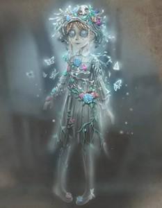 第五人格园丁幽灵公主皮肤图鉴