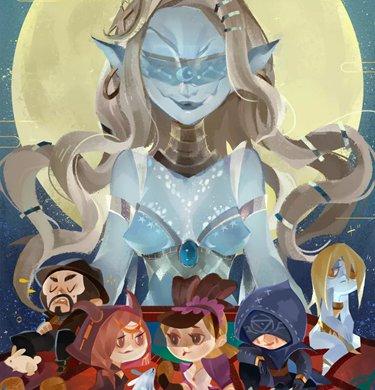 第五人格中秋活动月神再临 6天即可获得梦之女巫时装