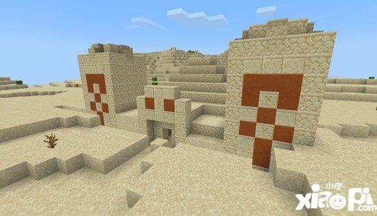 我的世界沙漠神殿位置及探索过程介绍