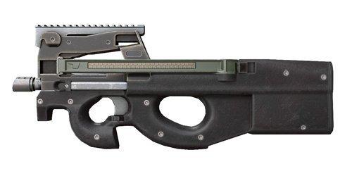 和平精英P90配件选择 P90配件怎么搭配