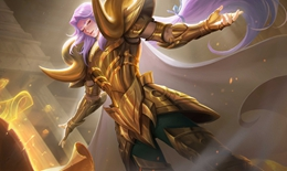 王者荣耀张良黄金白羊座传说皮肤展示视频