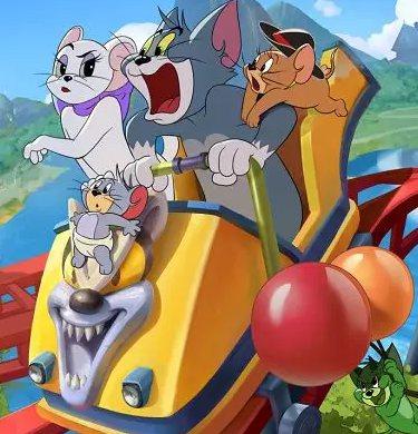 猫和老鼠手游全新地图局部手稿曝光 游乐场地图即将上线