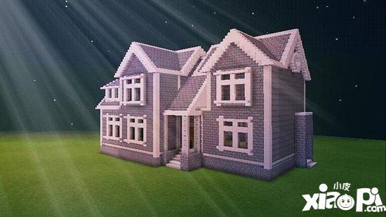 我的世界欧式宽敞大别墅教程 欧式宽敞大别墅怎么做
