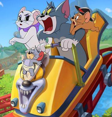 猫和老鼠手游游乐场地图更多细节曝光 乐园尽欢享