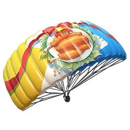 和平精英感恩有礼 送永久降落伞