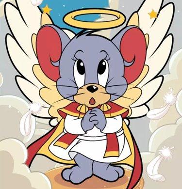 猫和老鼠手游新角色光明化身天使泰菲 守护并肩作战的你