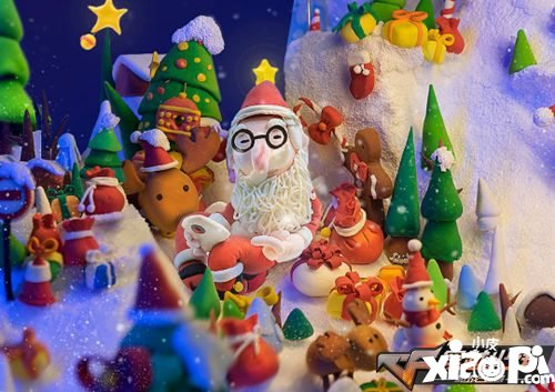 CF手游灵狐的圣诞惊喜来啦活动先知