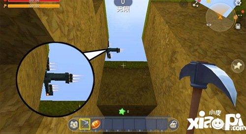 迷你世界新版本爆料 可以做飞机的推进器登场