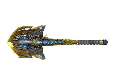 CF手游翼至尊大套装 全新王者武器解读