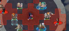 梦幻模拟战迫近的魔女 更新常规打法2
