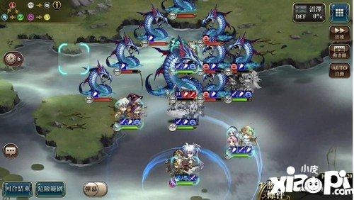 梦幻模拟战暗夜公主队打法攻略 公主队怎么打
