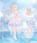 《奇迹暖暖》海与花之梦套装获得方法