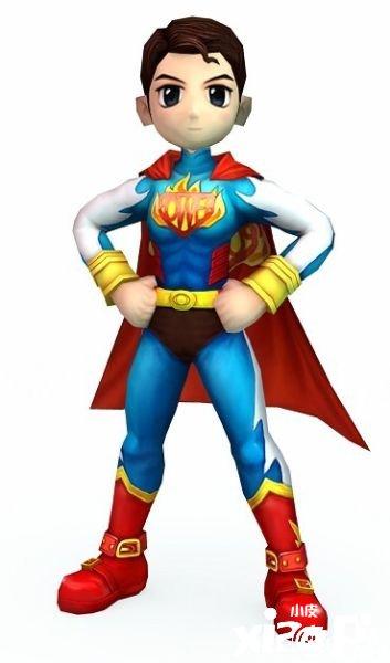 漫画英雄出场《热血江湖》童年时的超级偶像