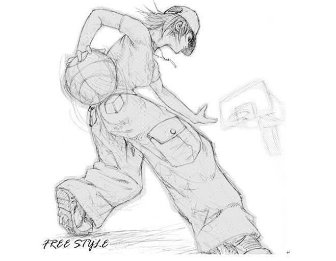 无常C的《街头篮球》杂谈
