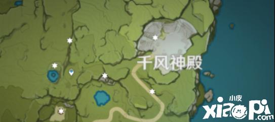 原神手游未知之星7个熄星能量的位置介绍