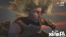 《英雄联盟》新英雄芮尔预告 镕铁少女披甲上阵