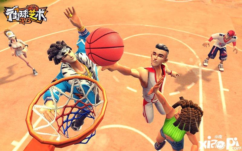 《街球艺术》评测:回归竞技本质 让篮球纯粹