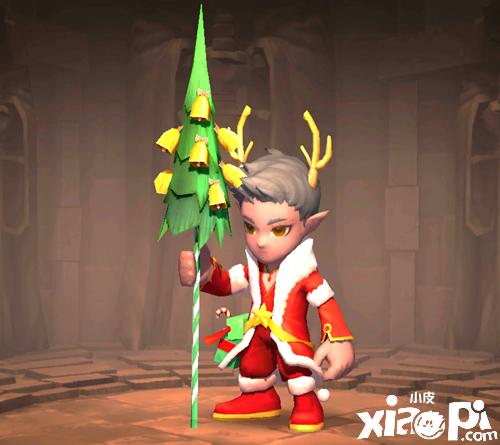 《魔渊之刃》圣诞限定时装抽奖活动