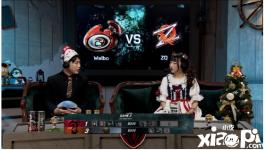 第五人格IVL职业联赛秋季赛常规赛Weibo vs ZQ第二局