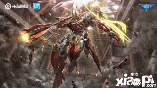 《王者荣耀》孙悟空零号赤焰即将来袭!