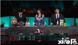 第五人格IVL职业联赛秋季赛总决赛ZQ vs Weibo第二局