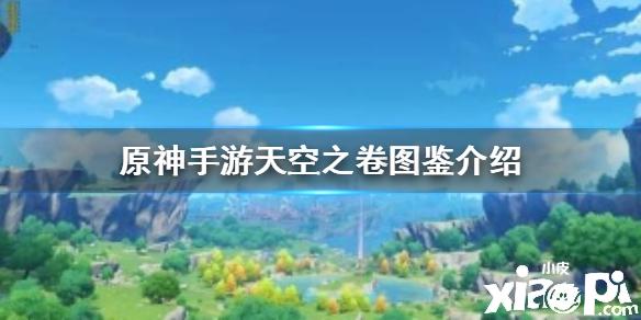 原神手游天空之卷法器介绍