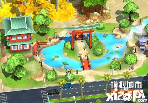 《模拟城市:我是市长》感受皇家园林的古典魅力