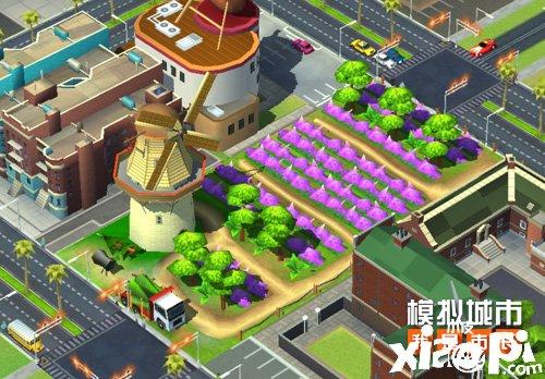 《模拟城市:我是市长》打造风光秀丽的城市郊野