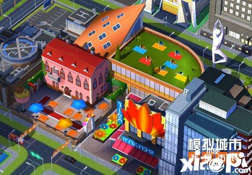 《模拟城市:我是市长》烂漫花季版本亮点曝光!