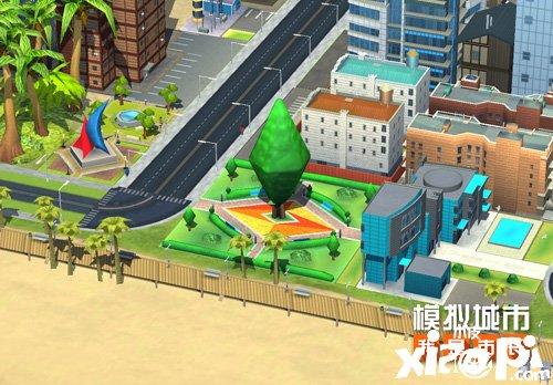 《模拟城市:我是市长》建设绿意盎然的生态之城
