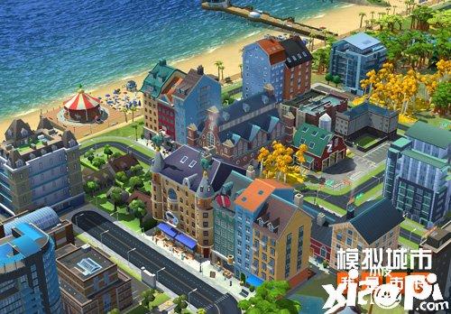 《模拟城市:我是市长》北欧童话版本亮点曝光