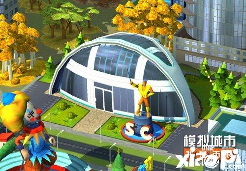 《模拟城市:我是市长》感受星月游园会的魅力