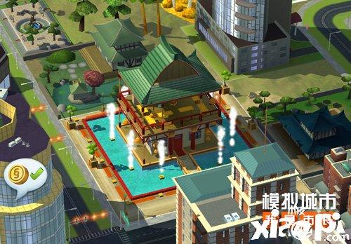 《模拟城市:我是市长》用愚人节建筑营造欢乐时刻