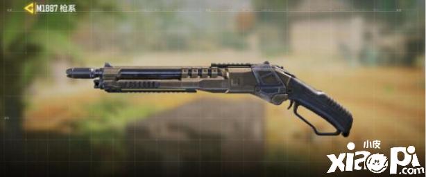 使命召唤手游霰弹枪M1887分析