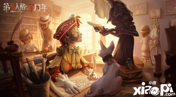 孤月传说《第五人格》周年庆精华今日开启