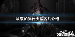 《战双帕弥什》支援名片介绍