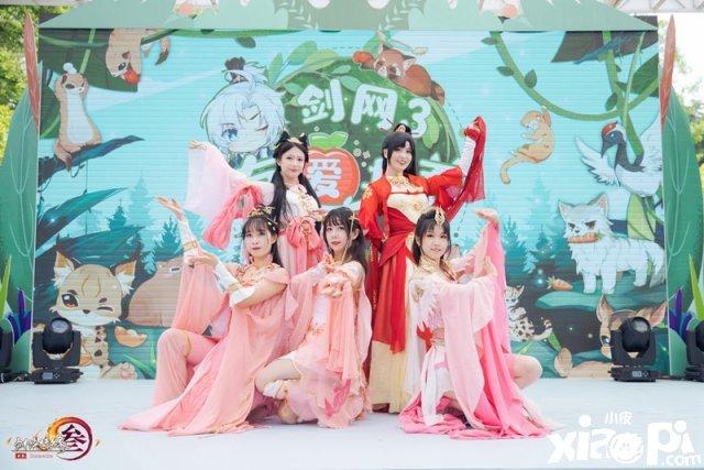 《剑网3》携手南京红山森林动物园举办有爱共养发布