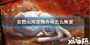 妄想山海宠物寿命恢复攻略