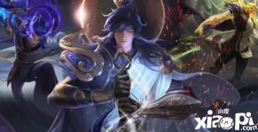 王者荣耀主流英雄镜、李信遭到调整