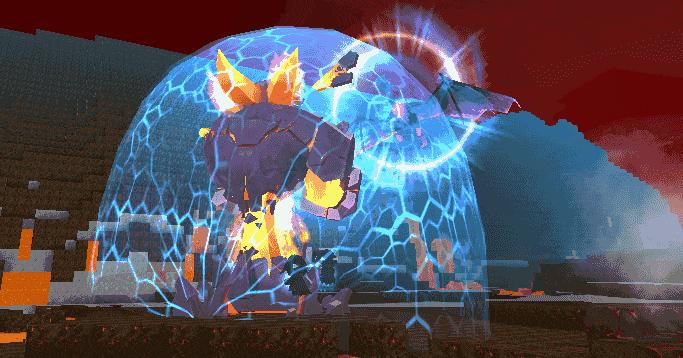 【迷你世界】新BOSS竟能召唤黑龙!史上最强是它?