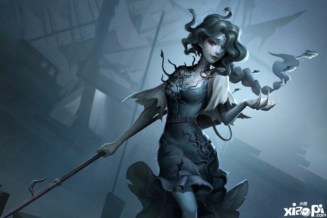"""第五人格:""""渔女""""格蕾丝PV公布,但玩家的注意点,却是她的声音"""