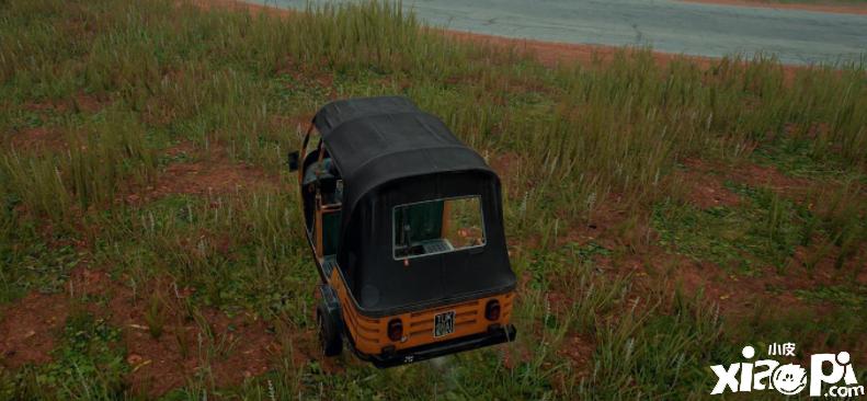 和平精英最好用的载具,完全不用担心翻车